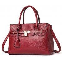 H1117 - Cross Body Stylish Fashion Handbag