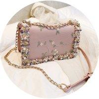 H1123 - Korean Fashion Messenger Bag