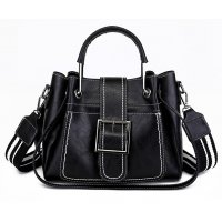 H1126 - Retro Oil Wax Messenger Bag