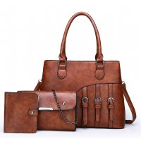 H1136 - Korean Retro Women's Handbag