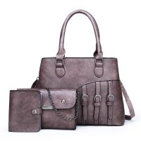 H1137 - Korean Retro Women's Handbag