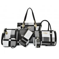 H1151 - Six-piece Korean Handbag Set