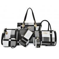 H1151 - Six-piece Korean Handbag Set