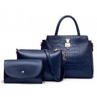 H1166 - Korean Multi-piece Handbag Set