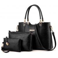 H1173 - European Fashion Three Piece Handbag Set