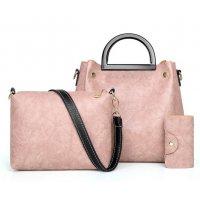 H1190 - Three-piece fashion single shoulder Bag