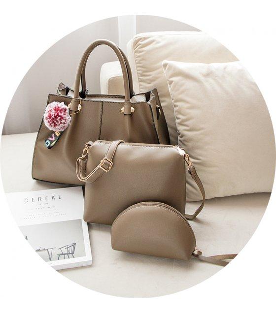 H1195 - Korean Casual Shoulder Handbag