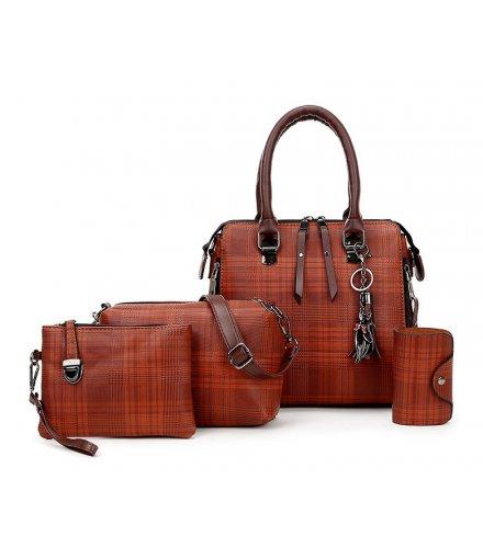 H1223 - Korean Shoulder Messenger Bag Set