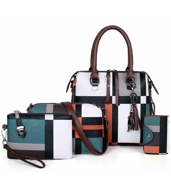 H1229 - Fashion Three Piece Shoulder Bag