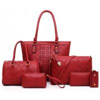 H1236 - Korean women's handbag Set