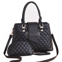 H1255 - Two Piece Handbag Set