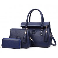 H1258 - Elegant Three Piece Shoulder Bag Set