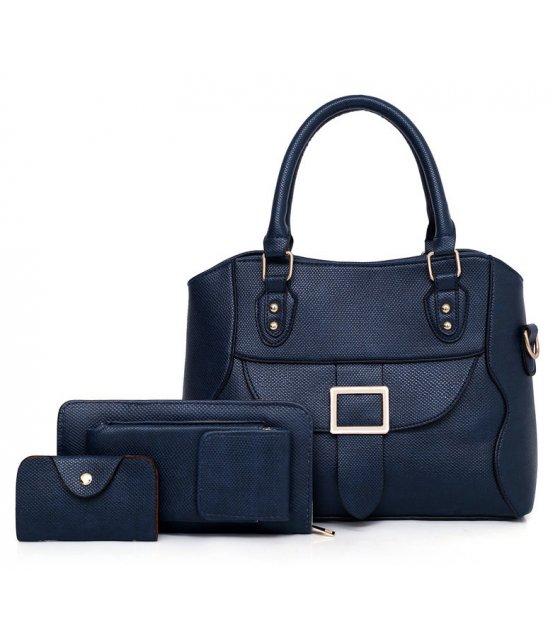 H1261 - Fashion Simple Handbag Set