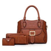 H1263 - Fashion Simple Handbag Set