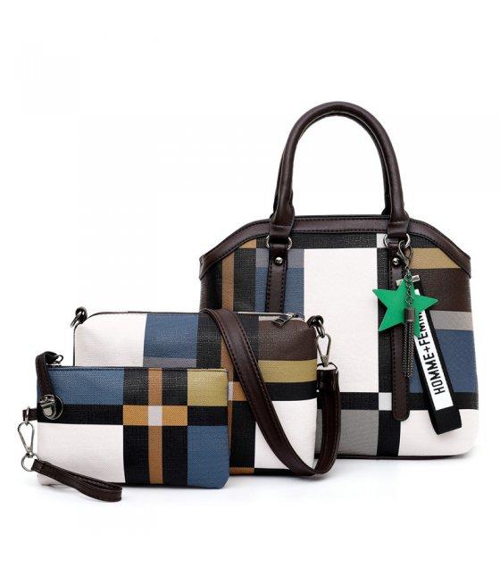H1269 - Korean Messenger Handbag Set