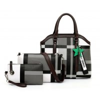 H1270 - Korean Messenger Handbag Set