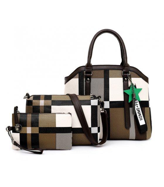 H1271 - Korean Messenger Handbag Set