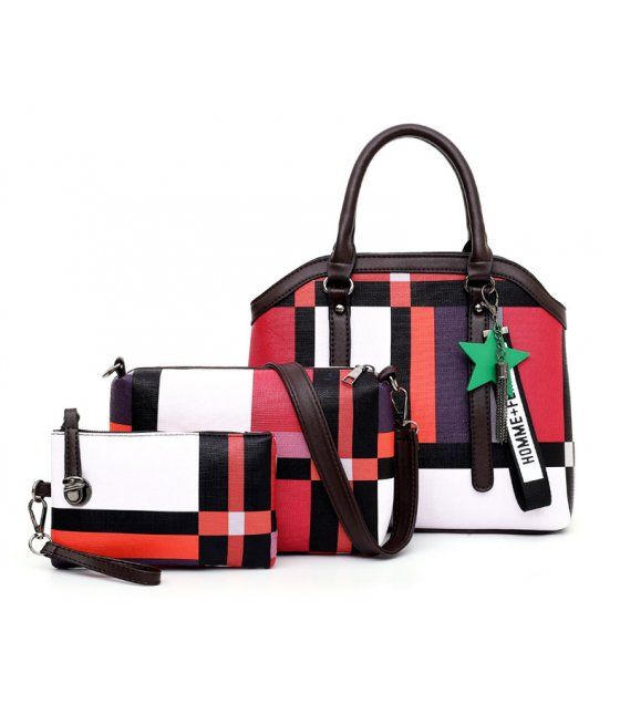 H1272 - Korean Messenger Handbag Set