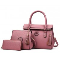 H1278 - Elegant Three Piece Shoulder Bag Set