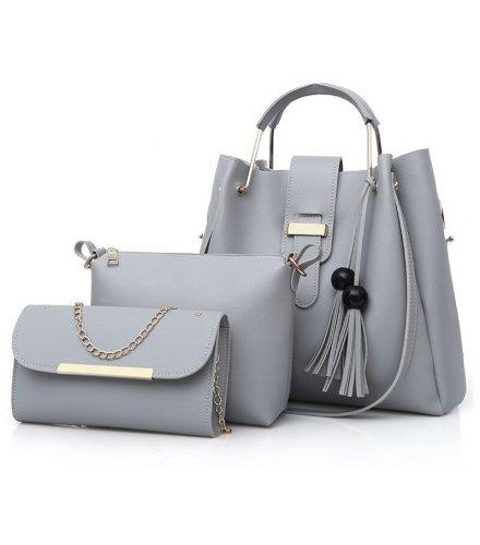 H1333 - Tassel Fashion Shoulder Bag