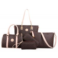 H1290 - Stylish Fashion Handbag Set