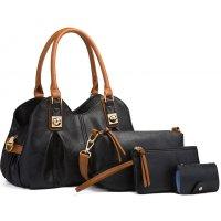 H1299 - Fashion Four Piece Shoulder Bag