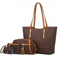 H1300 - Elegant Fashion Handbag Set