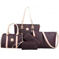 H1303 - Stylish Fashion Handbag Set
