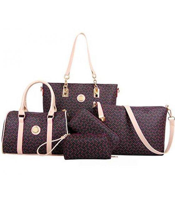 H1303 - Stylish Fashion Handbag Set