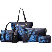H1304 - Autumn Portable Handbag Set