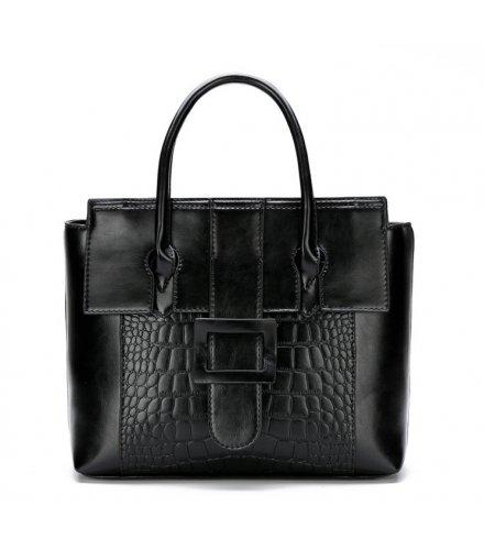H1317 - European Style Simple Fashion Handbag