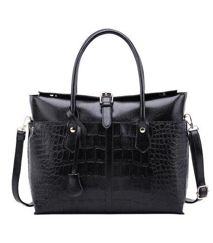 H1322 - Fashion crocodile pattern single-shoulder Handbag