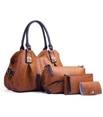 H1331 - Fashion Four Piece Shoulder Bag
