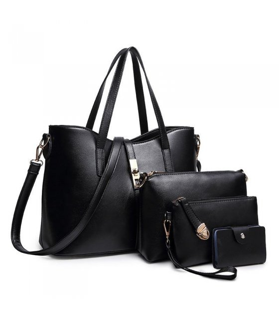 H324 - Three piece picture pack shoulder diagonal bag