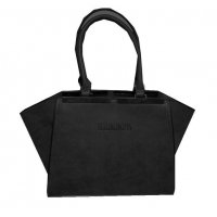 H344 -  Matte casual handbag