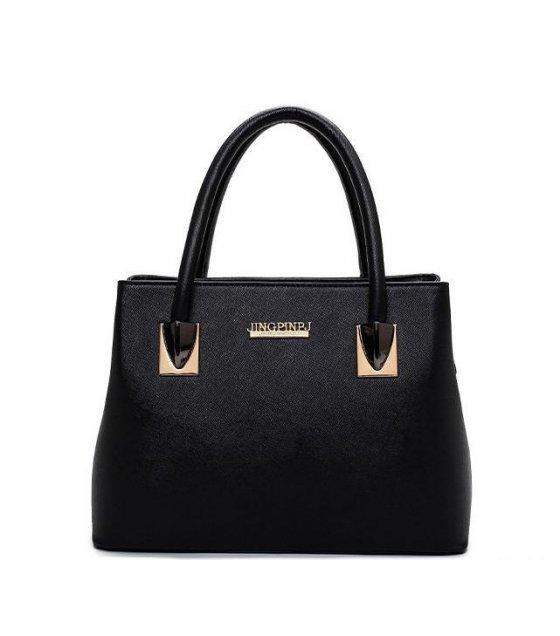 H381 - Black Shoulder Bag