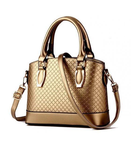 H392 - Bronze Messenger Bag