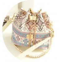 H449 - Canvas Casual Bag
