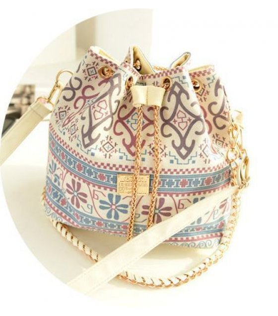 H449 Canvas Casual Bag