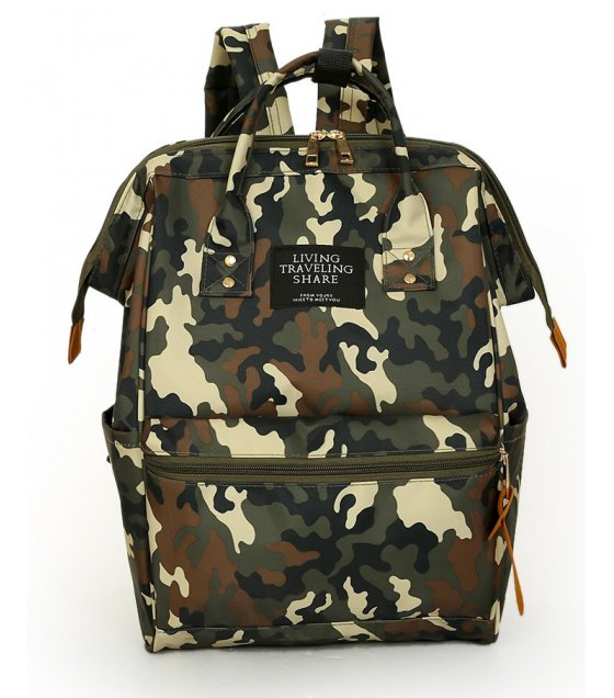H475 - Army Camouflage Bag