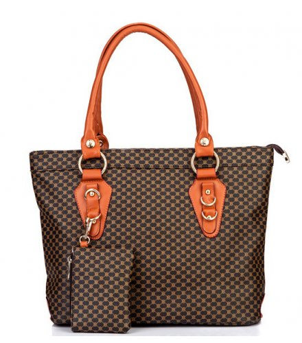H540 - Pu Leather Tote Bag