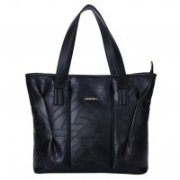 H595 - Soft leather portable shoulder bag