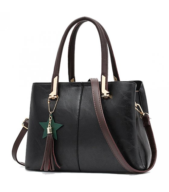 H630 - Stylish retro shoulder diagonal handbag