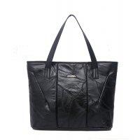 H647 - Sheepskin pattern shoulder bag