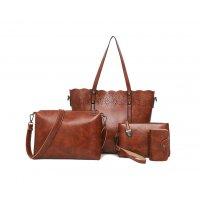 H667 - Four Piece Shoulder Bag