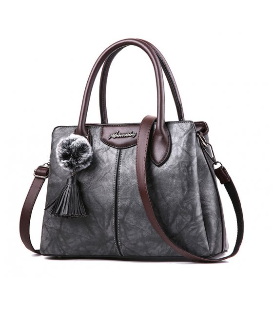 H696 - Simple lady Messenger shoulder bag