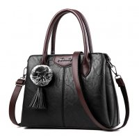 H697 - Simple lady Messenger shoulder bag