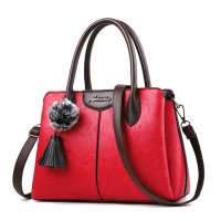 H698 - Simple lady Messenger shoulder bag