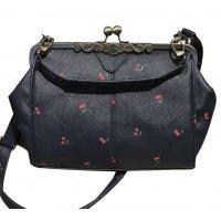 H706 - Red Cherry Bag