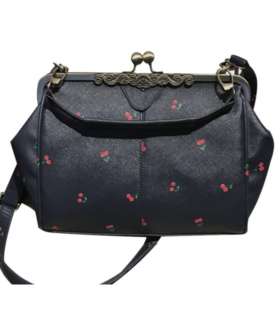 H706 - Red Cherry Bag